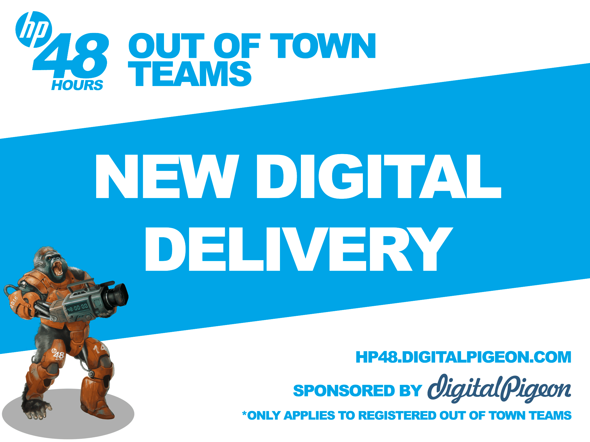 New Digital Delivery