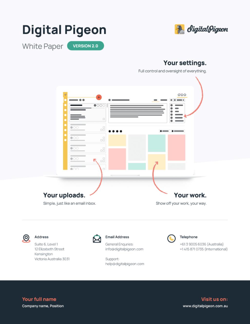 Digital-Pigeon-White-Paper