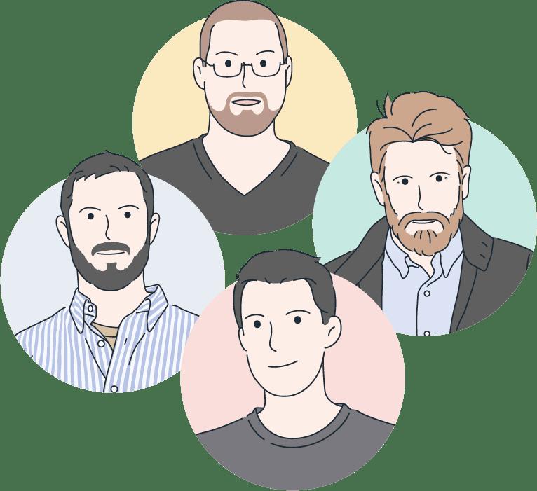 Team-Avatars